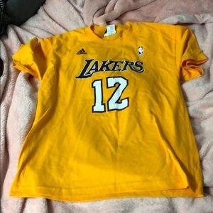 Adidas Lakers top